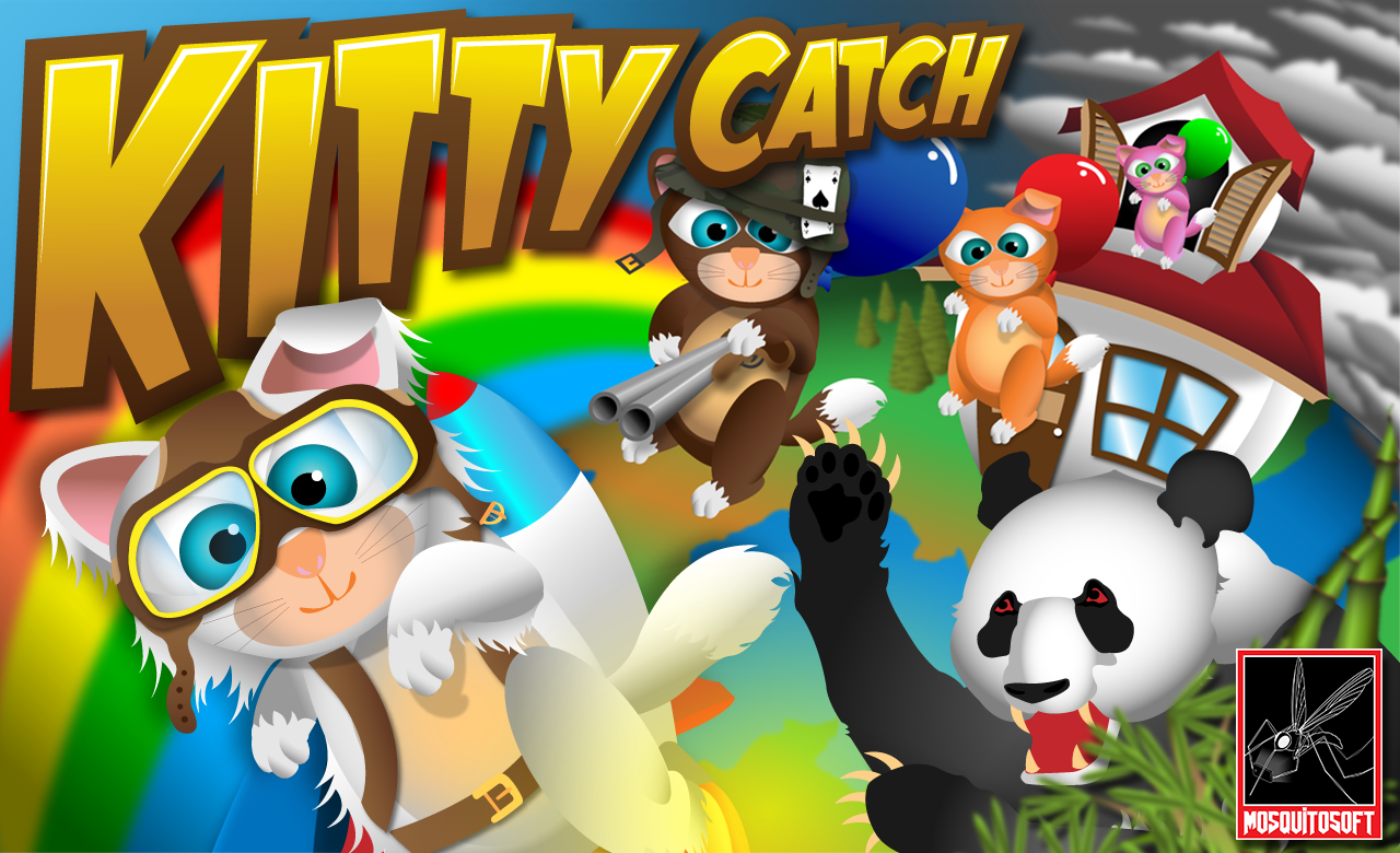 KittyCatch (FREE)- screenshot