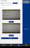 Screenshot of Rockland Trust Mobile Banking