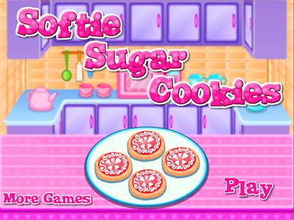 Softies Cookies Cooking Games