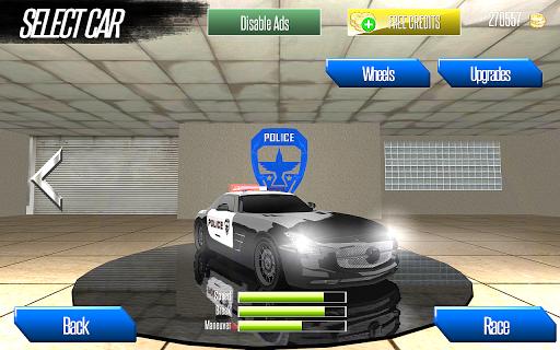 Racers Vs Cops : Multiplayer  screenshots 5