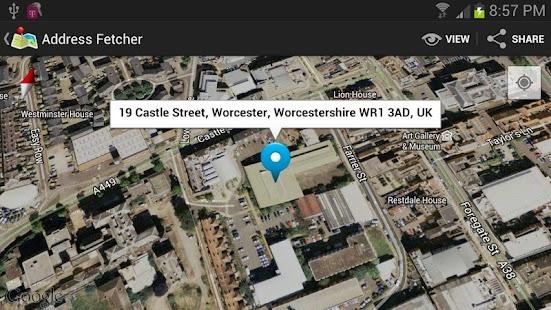 Address Finder - screenshot thumbnail