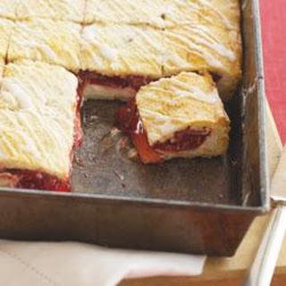 PHILADELPHIA Cherry Danish Dessert.