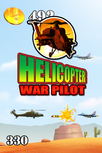 Heli War RC Helicopter Game