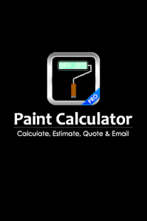 Paint Calculator PRO- screenshot thumbnail