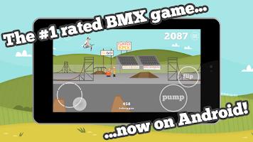 Screenshot of Pumped: BMX Free