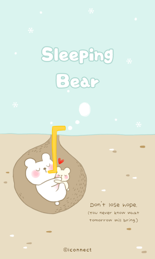 Sleeping Bear golauncher theme