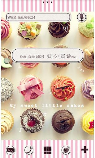 Cute Theme-Sweet Cupcakes- 1.0 Windows u7528 1