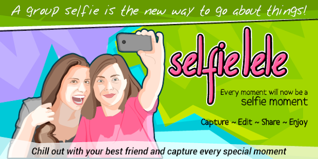 Selfie Lele- screenshot thumbnail
