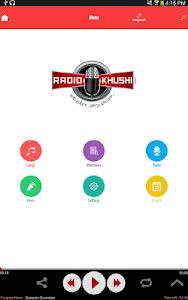RadioKhushi Hindi Telugu Radio v7.1