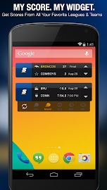 theScore: Sports & Scores Screenshot 4
