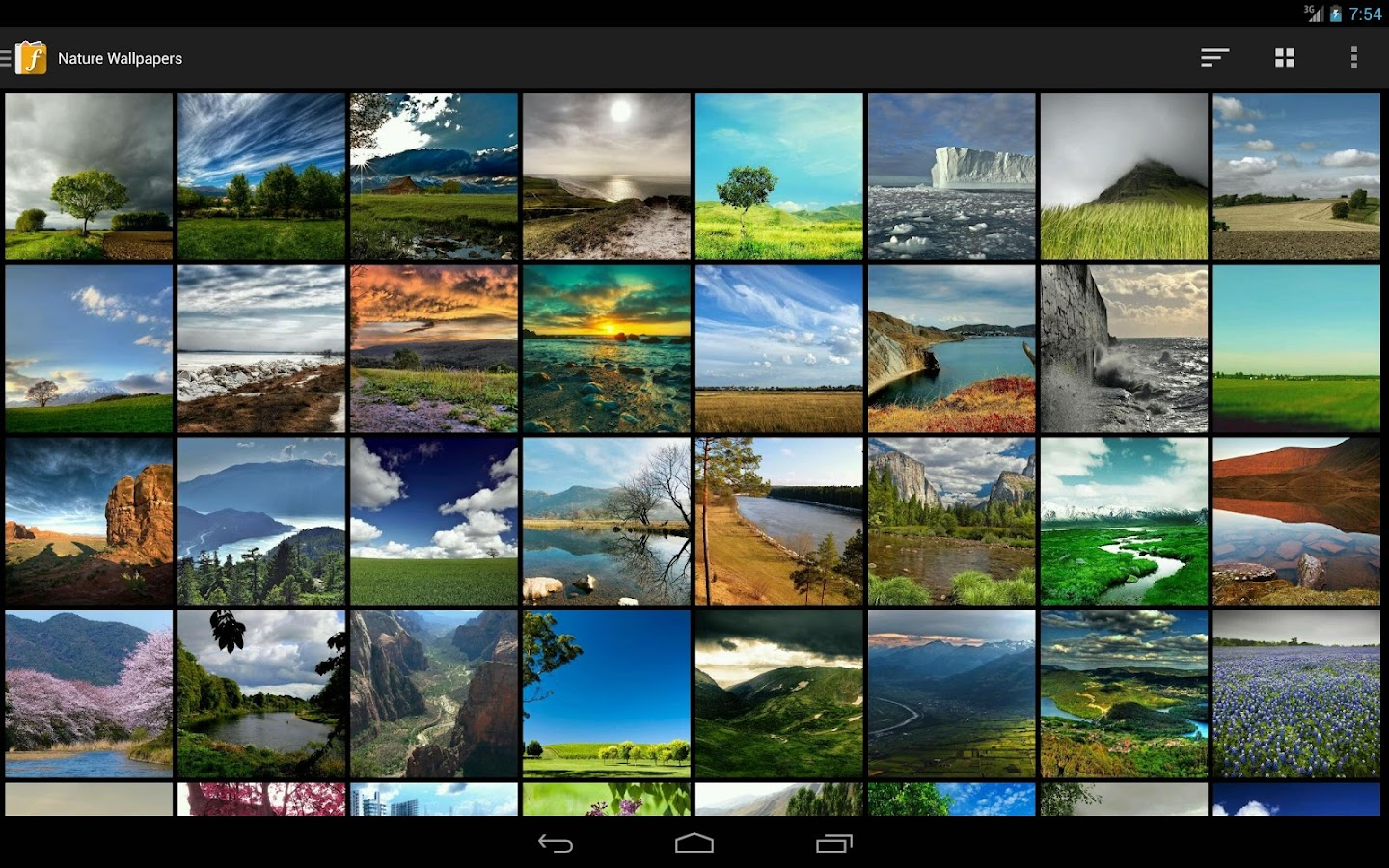 F-Stop Gallery Pro- screenshot