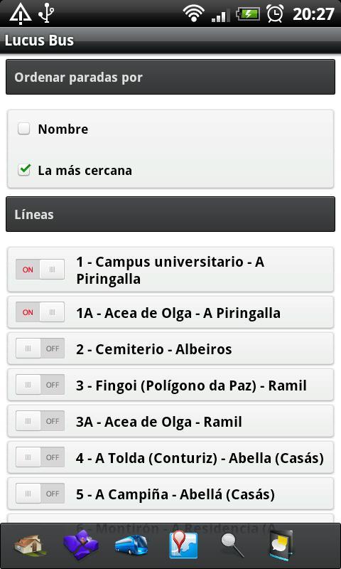 Lucus Bus (Lugo Bus) - screenshot