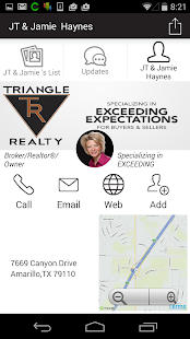Triangle Realty- screenshot thumbnail