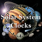 MC Soft Solar System Clocks