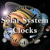 MC Soft Solar System Clocks