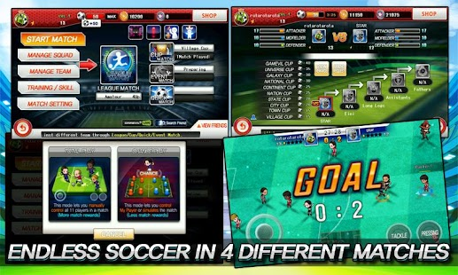 Soccer Superstars 2012 - screenshot thumbnail