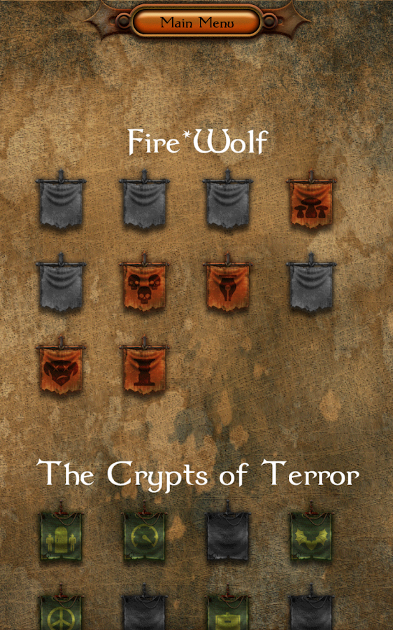 The Sagas of Fire*Wolf- screenshot