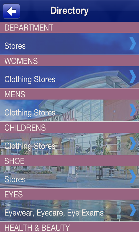 Mt. Shasta Mall - screenshot