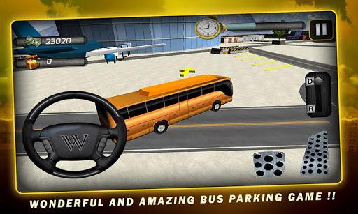 機場巴士停靠站模擬器