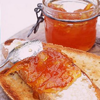 Traditional Seville Orange Marmalade.