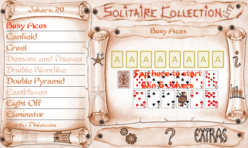 Solitaire Collection Lite- screenshot