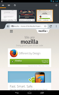 Firefox Beta — Web Browser Screenshot 25