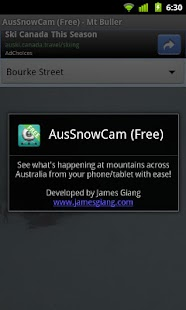 AusSnowCam (Free) - screenshot thumbnail