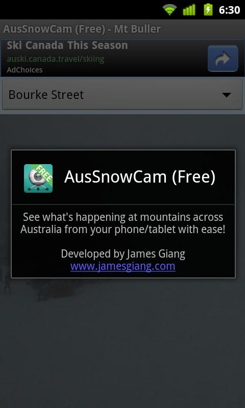 AusSnowCam (Free) - screenshot
