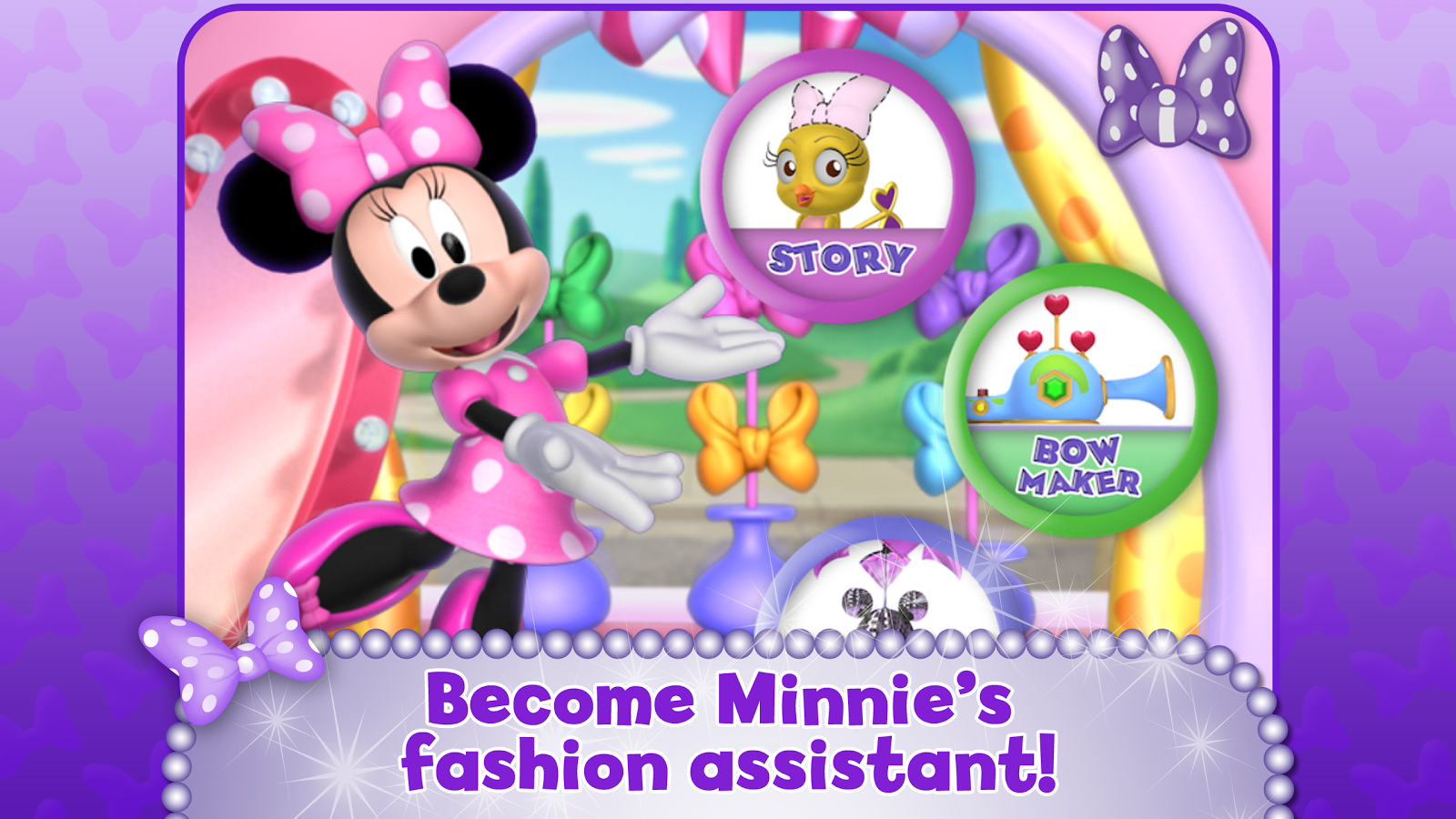 Minnie Bow Maker- screenshot