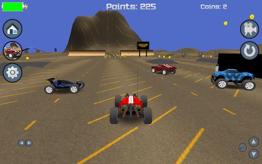 RC Car - Hill Racing Driving Simulator  screenshots 10