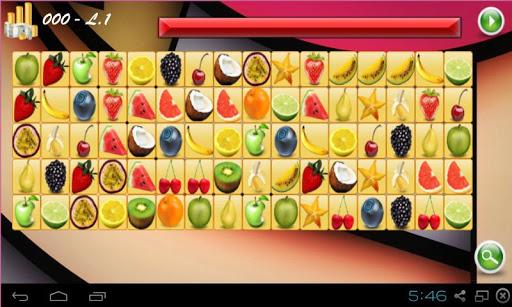 Onet Match Fruits