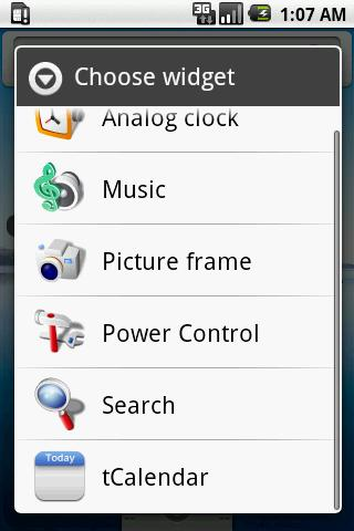 tCalendarWidget 1.1.3 Windows u7528 1