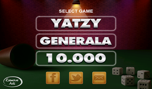 Yatzy +  Generala +10000- screenshot thumbnail