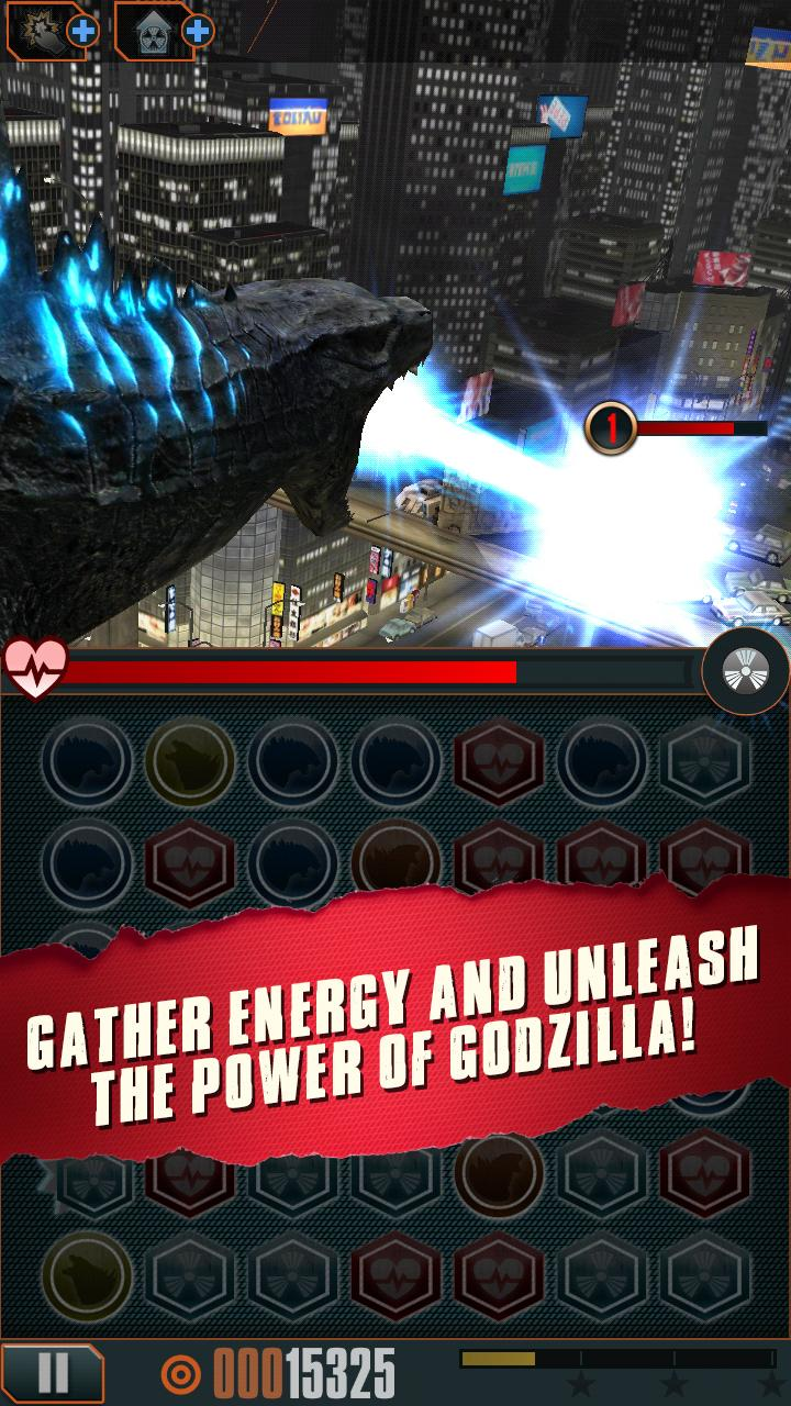 Godzilla - Smash3 screenshot #3