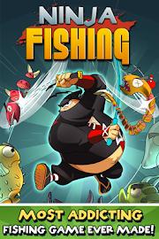 Ninja Fishing Screenshot 7