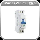 Max Zs Values (pre-2015) icon