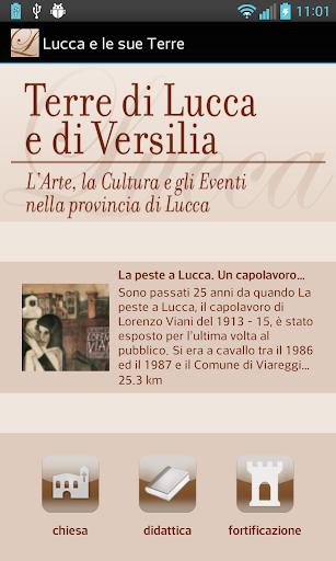 Terre di Lucca e Versilia