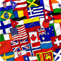 Led Flags of the World Trivial icon