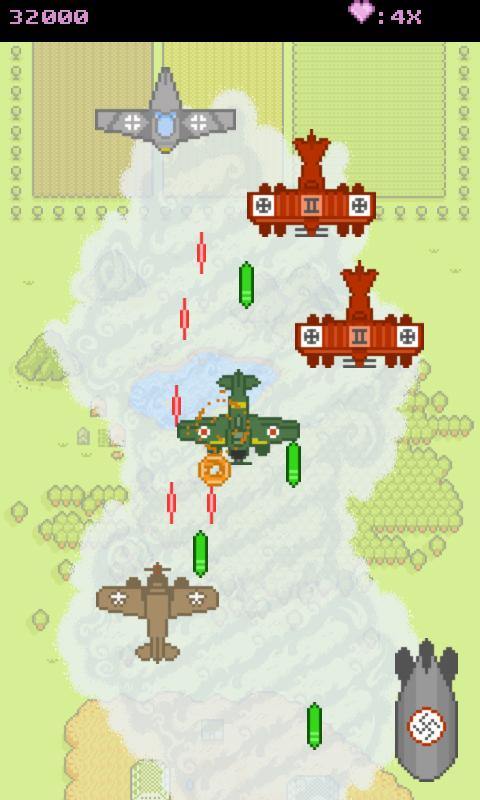 Droidius: 1945- screenshot