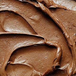 Brownie Frosting.