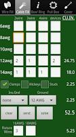 Screenshot of EWP 2014 Electrical Wiring Pro