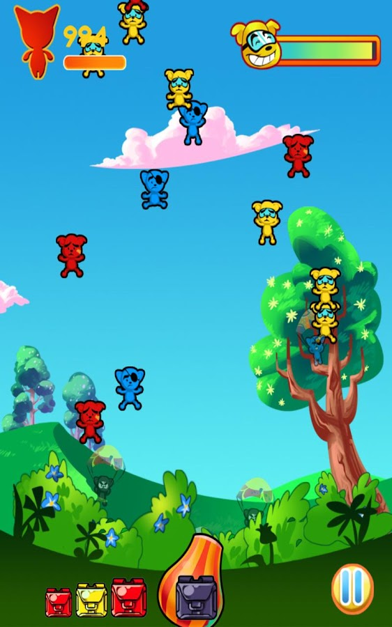 GoMove Flying Parapets - screenshot