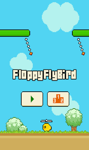 Floppy Fly Bird