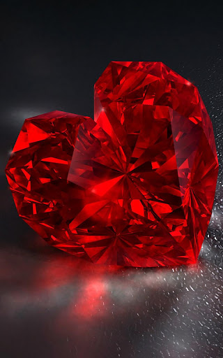 Diamonds Live Wallpaper  screenshots 5