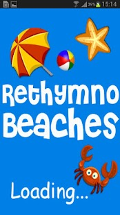 Rethymno Beaches - Crete- screenshot thumbnail