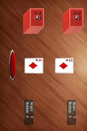 War - Card game - Free 2.0.9 screenshot 1426255
