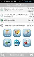 Screenshot of Integra Nota Legal
