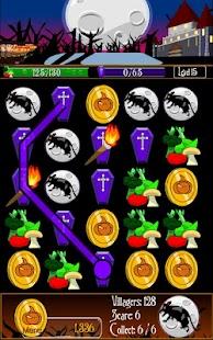 Villagers Vs. Vampire Free- screenshot thumbnail