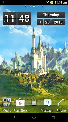 Castle Live Wallpaper