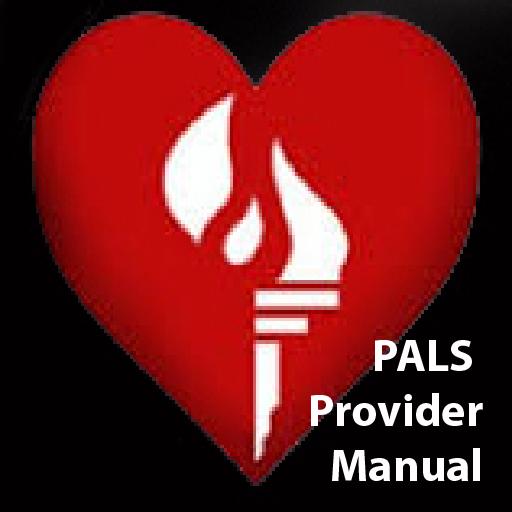 PALS Provider Manual 醫療 App LOGO-硬是要APP